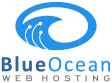 Blue Ocean Web Hosting Logo